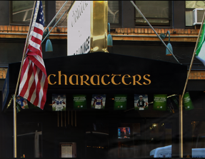 Characters NYC
